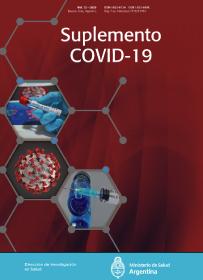 Ver Vol. 13 (2021): Suplemento COVID-19